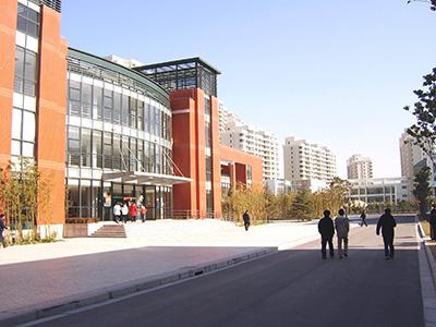 图书馆信息中心