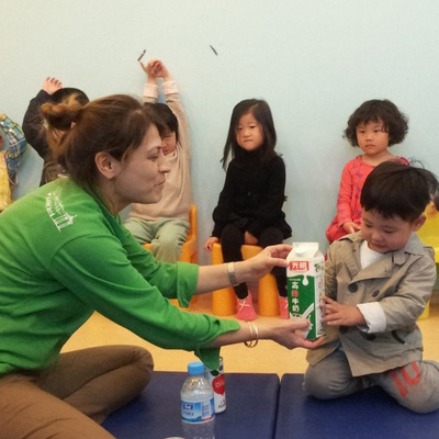 上海幼儿早教花园宝宝早教中心培训