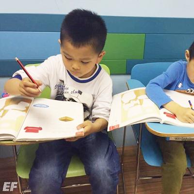 EF英孚幼儿英语课程 (适合3~6岁)