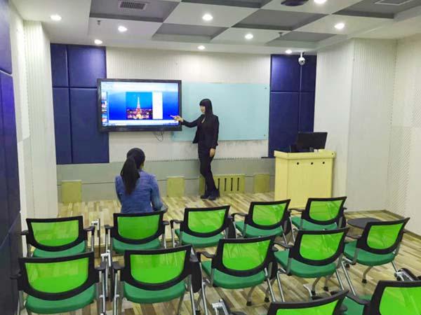 乌鲁木齐韦博国际英语教学环境