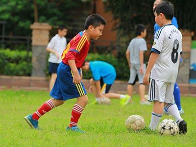 外国足球宝宝素材
