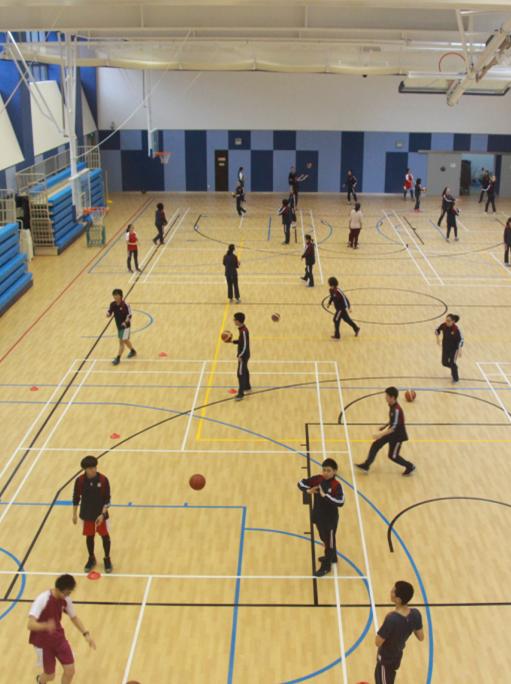 篮球物理科技小制作