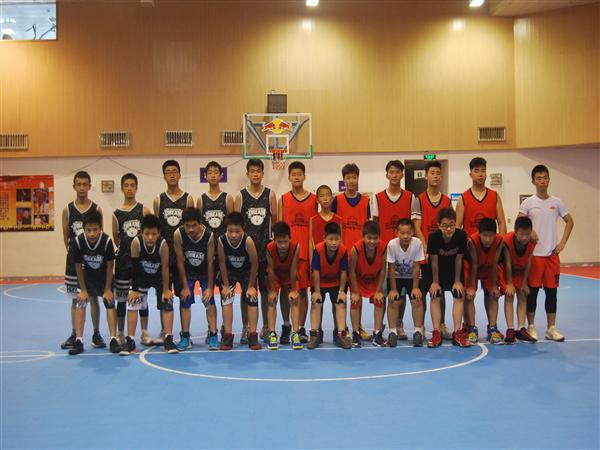追梦篮球训练营免费试体验