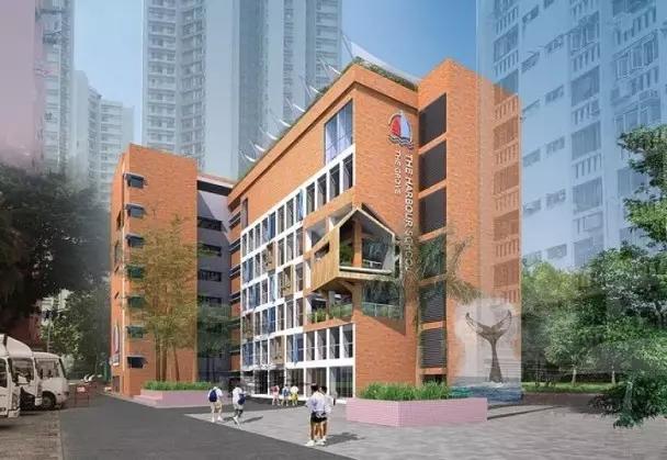 香港国际学校排名