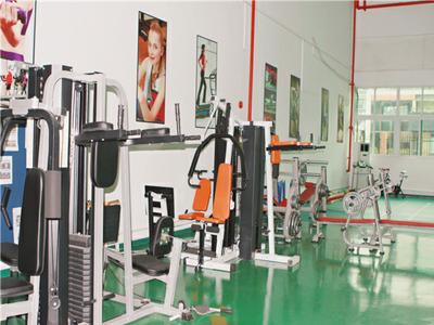 体育馆健身器材