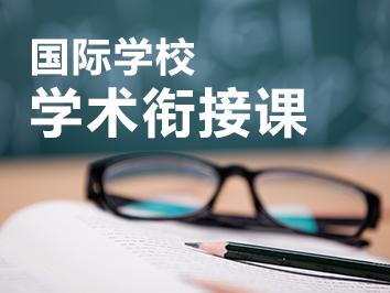 国际学校学术衔接课
