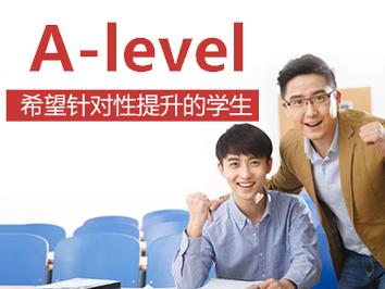A-level学科课程