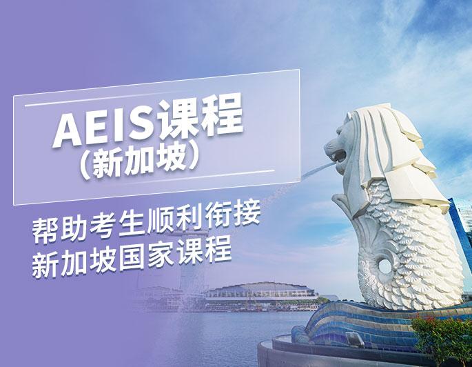 新加坡AEIS备考课程